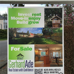 West Bellevue Home for Sale