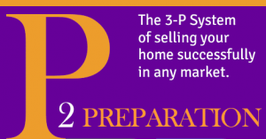 Prepare your home to sell.