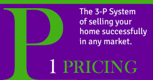 Price your home to sell.